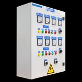 Шкафы управления, контроля, автоматики, защиты  АСУ ТП изготовим