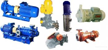 Насосы,элеткродвигатели