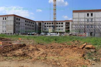 В Электростали строится школа на 825 учеников