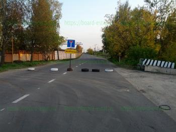 Изменение движения автобусов по улице Рабочая в районе вокзала