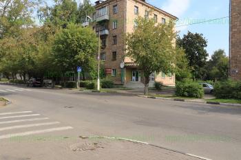 Перекресток Николаева и Южный пр-д