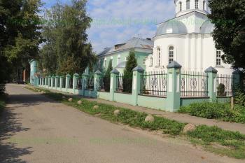 Церковь Андрея Рублева