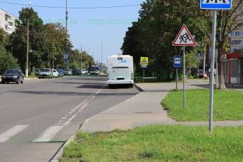 Автобус 399 на фото