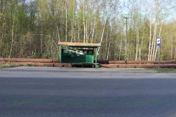 Остановка автобуса №12 Больница