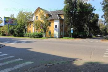 Перекресток Николаева и пр-да Чернышевского