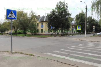 Перекресток улиц Николаева и Радио