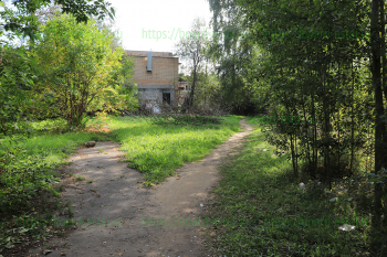 Территория ГБУЗ МО «ЭЦГБ»