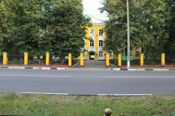 Медицинский колледж, Советская дом 32