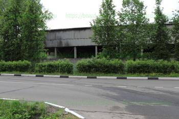 Здание на территории «ЭЗТМ»