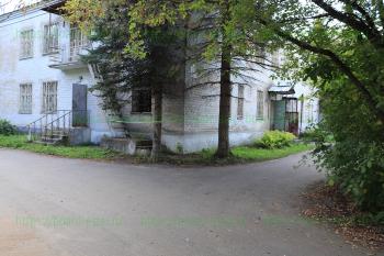 Инфекционное отделение ЭЦГБ, ул. Советская, 5А