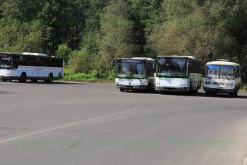 Автобус №5 в Электростали