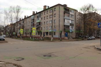 ул. Загонова, дом 17