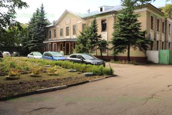 Психиатрический диспансер на улице Пионерская
