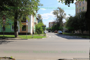 Перекресток улиц Советская и Расковой