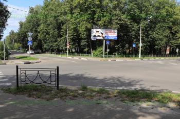 Перекресток улиц Советская и Первомайская