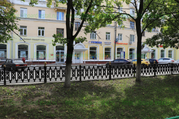 Банк «Русский стандарт», магазин Галилео, Пивной край