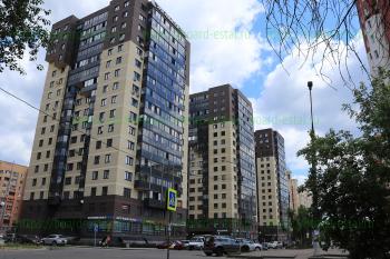 Три законченных дома ЖК «Высоково»