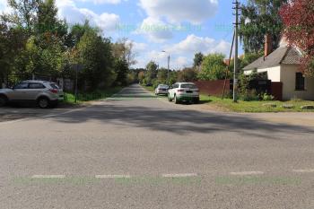 Перекресток улицы Пушкина и Больничного пр-да