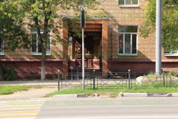 Стоматологическая поликлиника на улице Корешкова, дом 10