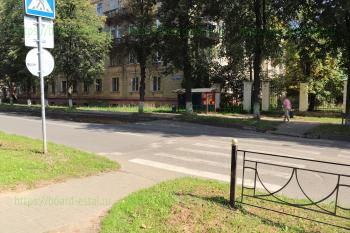 Автобусная остановка «Больница ЭЦГБ»