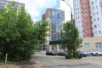 Захарченко, дом 10 со стороны ул. Трудовая