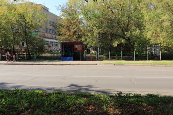 Остановка «Больница ЭЦГБ»