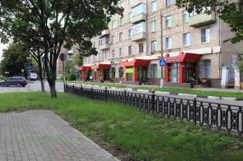 Московский кредитный банк, Советская, дом 7