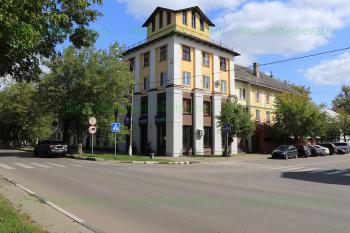 Перекресток улиц Советская и Чернышевского