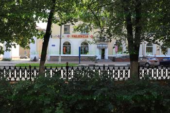 Кофейня, магазин Valencia