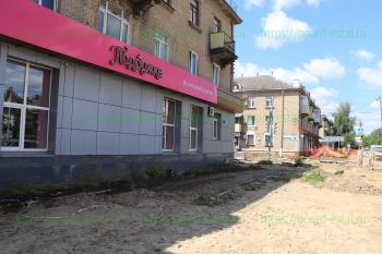 Магазин «Подружка» на улице Николаева