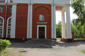 Здание ДК им. К. Маркса