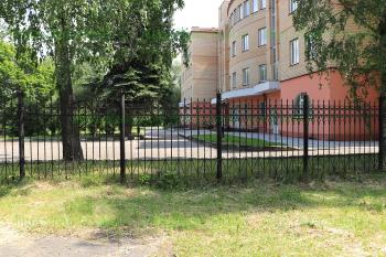 Здание ПФР по улице Первомайской, дом 12