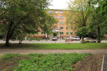 Общежитие, дом 17