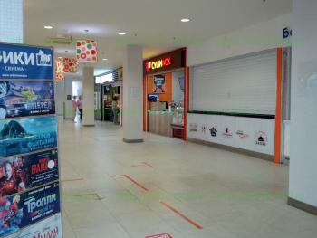 Магазин суши «Вок» на улице Корешкова в ТРЦ «Плаза»
