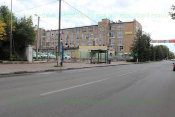 Фабрика печати и одноимённая автобусная остановка