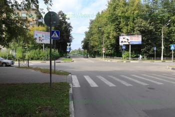 Перекресток улиц Первомайская и Советская