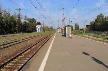 Станция Электросталь