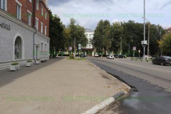 Перекресток улиц Мира и Корешкова