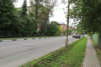 Перекресток улиц Первомайской и Жулябина