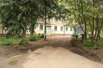 Отделение восстановительной медицины и реабилитации ЭЦГБ, дом 10