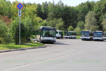 Автобус №18 в Электростали