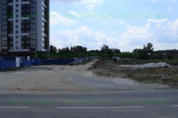 Согласно проекту ЖК «Северный квартал» это пространство будет застроено
