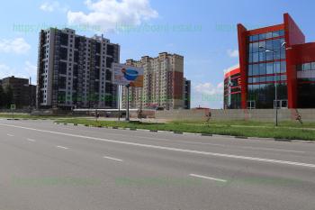 ЖК «Северный квартал» со стороны проспекта Ленина