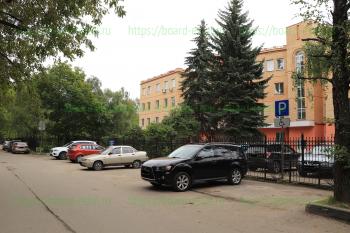 Здание пенсионного фонда, Первомайская, 12А