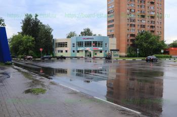 Здание по улице Спортивная, дом 25