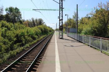 Железнодорожная станция «Машиностроитель»