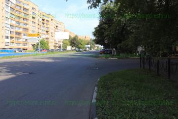 Перекрёсток улиц Мира и Коммунистическая