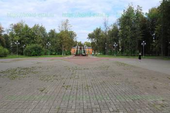Мемориал гвардейского миномёта «Катюша»