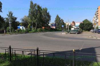 Перекрёсток улиц Мира и Победы