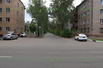 Перекресток улицы Первомайская и проезда Чернышевского